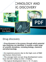 Biotechnology & Drug Discovery.