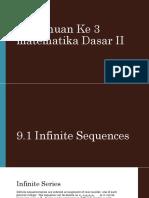 Pertemuan Ke- 3 (Kalkulus 2)