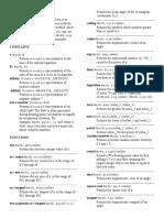 Mathematics on Java