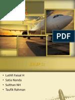 Aviation Regulation Framework 2B Grup 1 Luthfi Cs