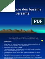 Hydrologie Des Bassins Versants (1)