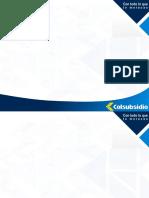 Fondo de Presentaciones Sexto 2014