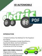 Hybrid Automob