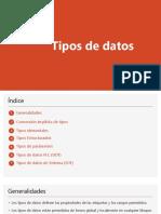 2. Tipos de Datos
