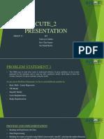 Cute 2 Presentation