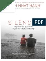 SILÊNCIO, O PODER DA QUIETUDE EM UM MUNDO BARULHENTO - THICH NHAT HANH.pdf