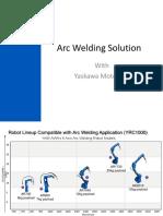 ArcWelding Solution