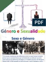 Género e Sexualidade