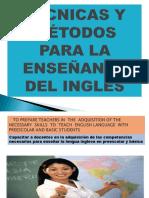 Metodología Para Enseñar Inglés