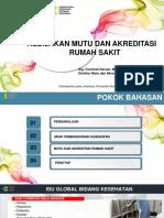 1 Kebijakan Mutu dan Akreditasi RS - Dir MAY-1.pdf