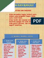Atom Dan Radiasi