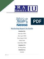 Principles of Management Report