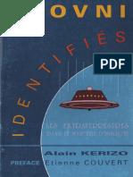 Alain Kérizo - Les OVNI identifiés.pdf