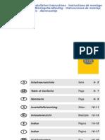 Manual de montaje del Xenón para bmw e39