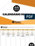 Cronograma OAB