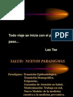 Salud y reforma en Chile