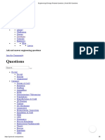 Engineering & Design Related Questions _ GrabCAD Questions
