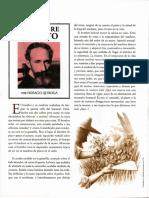 El Hombre Muerto, de H. Quiroga (con Actividades)