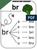 abecedario metodo global