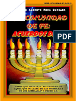 1 Ed. Libro La Comunidad de Fe