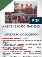 Nazismo - Slides
