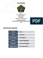 Refleksi Kasus - CVA Infark Fasa