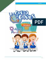 1.- Unidad Didáctiva N° 01 - Quipus Perú