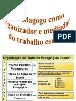 Plano de Ação Pedagogos
