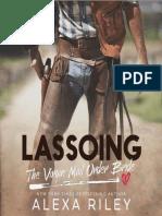 Lassoing the virgin mail-order bride - Alexa Riley.pdf