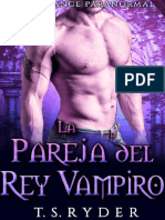 The Vampire King's Mate(TSR)
