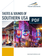 Tastes and Sounds of the South Brochure Low Res