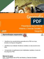 Clase 1 Presentacion de la PSU de Historia y Ciencias Sociales- Geografía.ppt