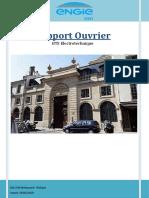 Rapport Ouvrier Hicham