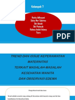 Trend Dan Issue PPT