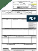 Formato Reporte y Seguimiento de Acciones de Correctiva, Preventiva y de Mejora