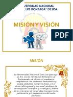 01_Misión y Visión