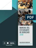 Manual Del Estudiante de Derecho Ucen 2018 2 1