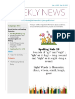 weekly newslett may 6may 10