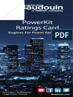 Baudouin PowerKit Ratings Card 02.19