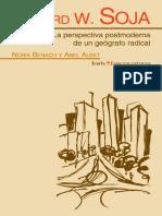Soja, Edward W - La Perspectiva Postmoderna de un Geógrafo Radical.pdf