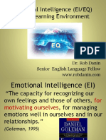 Emotional Intelligence Ei in the Learning Environment-ppt