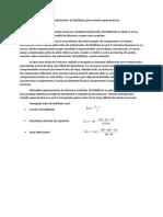 Analiza neprametrica a indicatorilor de fiabilitate