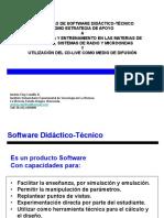 Ponencia Desarrollo Software Didactico Técnico