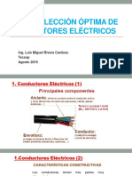 Seleccion Optima de Conductores(LMRC)