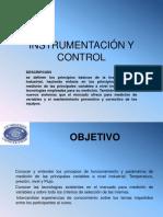 Instrumentación y Control