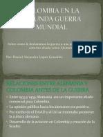 Unidad 7 Colombia en La IIWW - Daniel López