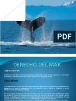 Derecho Del Mar
