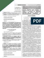 Reglamento de Licencias y Habilitacions Urbanas