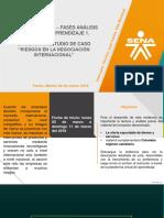 4. Evidenica 9. Estudio de Caso Riesgos en Negoación Internacional