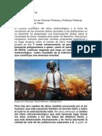 video juegos y sociedad